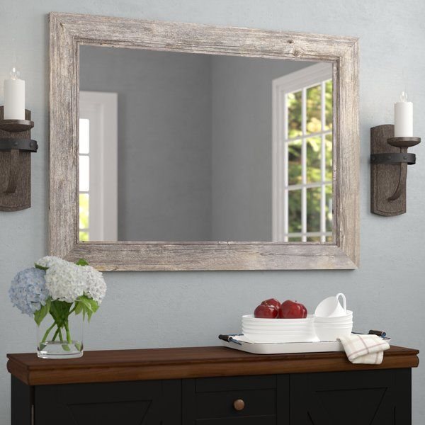 Inspiration about Traditional Beveled Accent Mirror In 2019 | Our Remodel 2019 In Bartolo Accent Mirrors (#13 of 20)