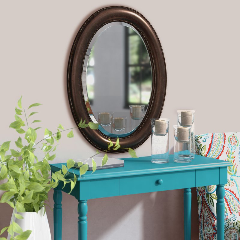 Inspiration about Traditional Beveled Distressed Accent Mirror Within Alie Traditional Beveled Distressed Accent Mirrors (#15 of 20)