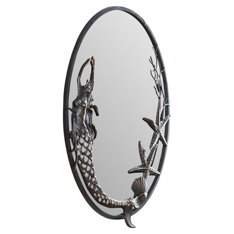 Inspiration about Traditional/coastal Accent Mirror In Traditional/coastal Accent Mirrors (#3 of 20)