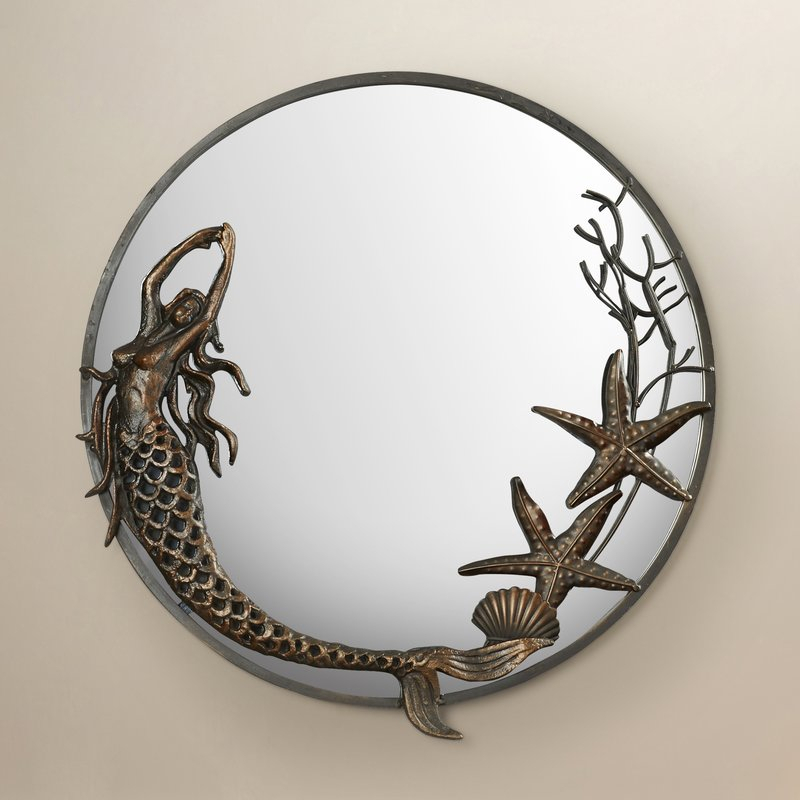 Inspiration about Traditional/coastal Accent Mirror Inside Traditional/coastal Accent Mirrors (#2 of 20)
