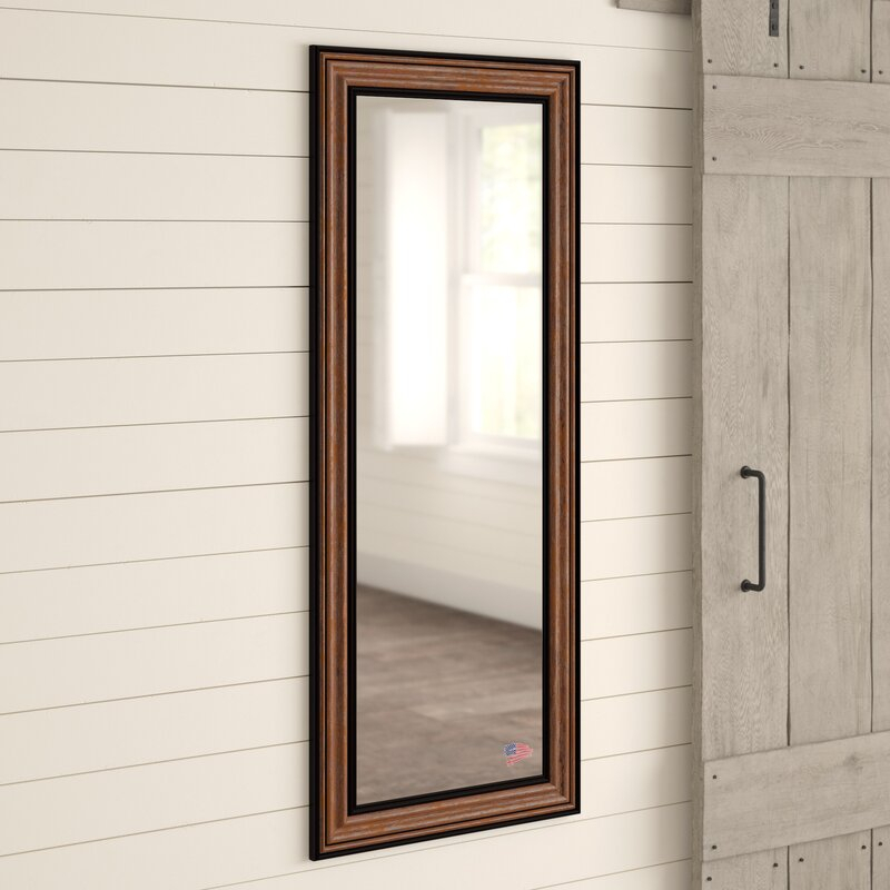 Traditional Full Length Mirror With Regard To Polen Traditional Wall Mirrors (View 14 of 20)