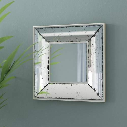 Inspiration about Traditional Square Glass Wall Mirror | Soul Inspired Regarding Traditional Square Glass Wall Mirrors (#3 of 20)