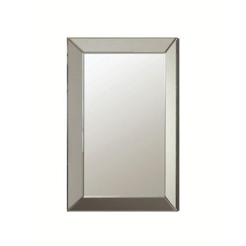 Transitional Rectangle Accent Wall Mirror | Rc Willey Regarding Rectangle Accent Wall Mirrors (View 20 of 20)