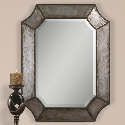 Trent Austin Design Maude Accent Mirror | Products | Silver Pertaining To Maude Accent Mirrors (#19 of 20)