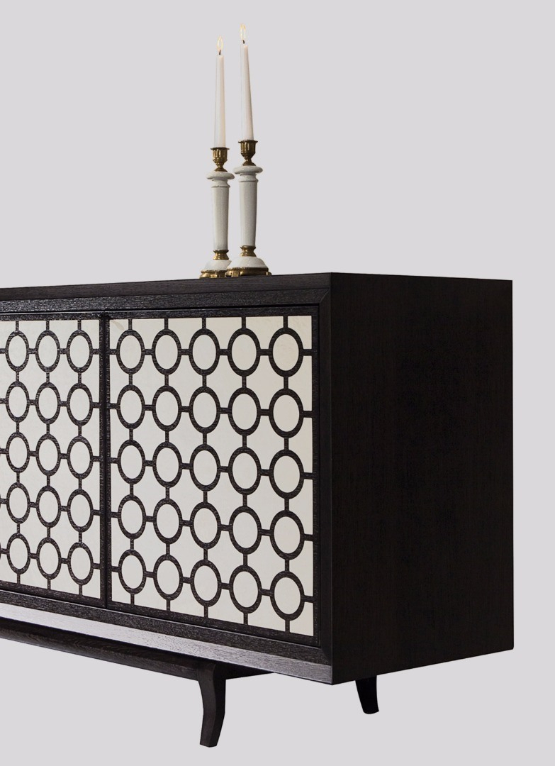 Inspiration about Tribeca Sideboard Throughout Best And Newest Tribeca Sideboards (#5 of 20)