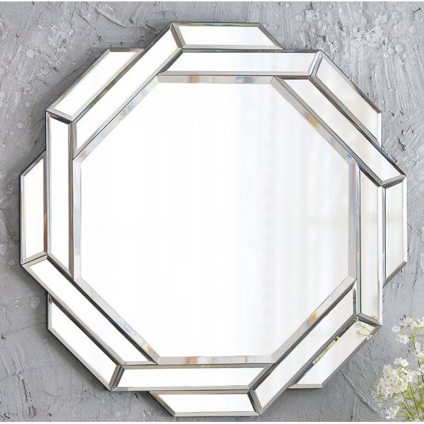 Inspiration about Trigg Accent Mirror | Bathrooms | Mirror, Living Room In Trigg Accent Mirrors (#1 of 20)