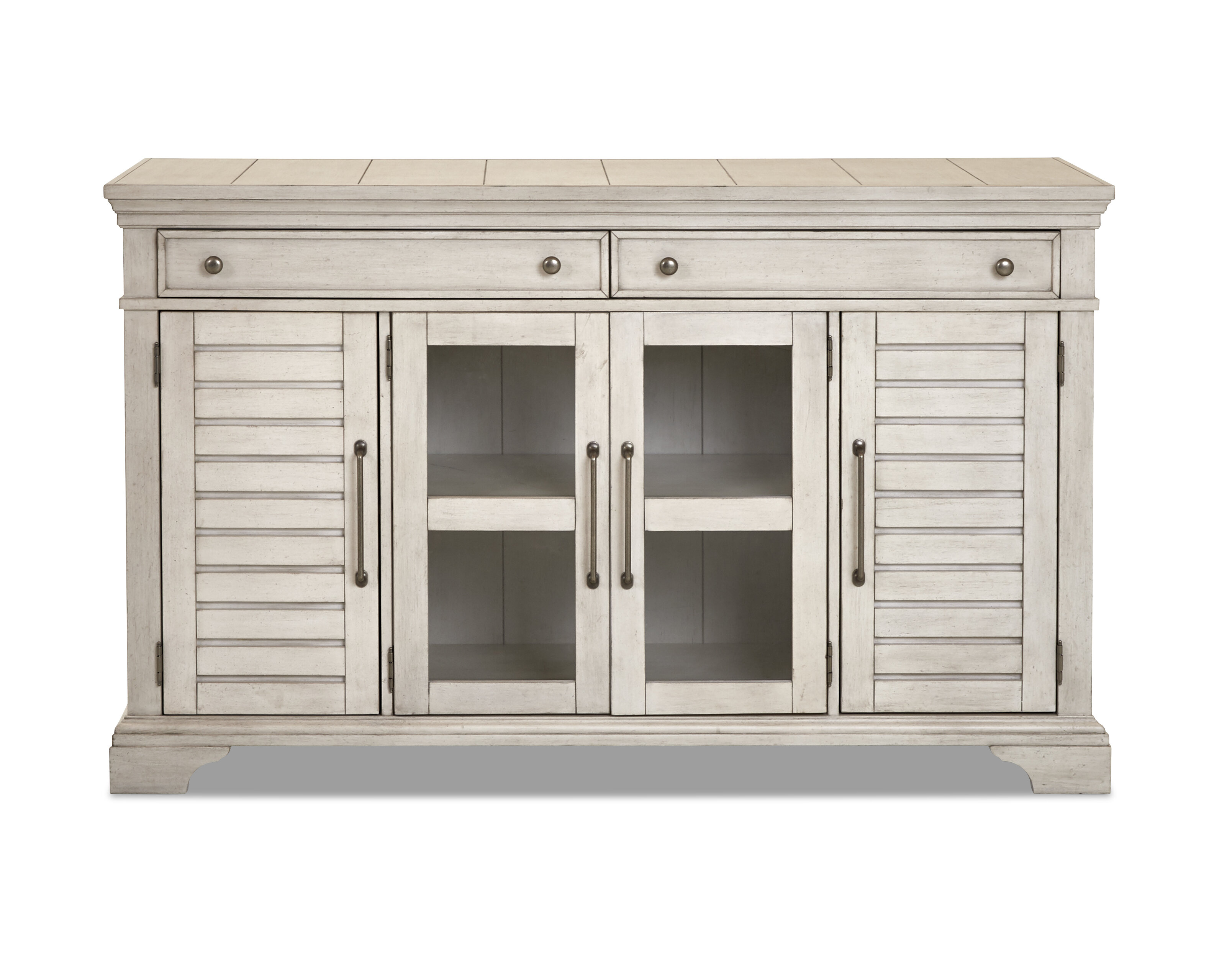 Trisha Yearwood Home Key West Sideboard With Newest Courtdale Sideboards (#19 of 20)