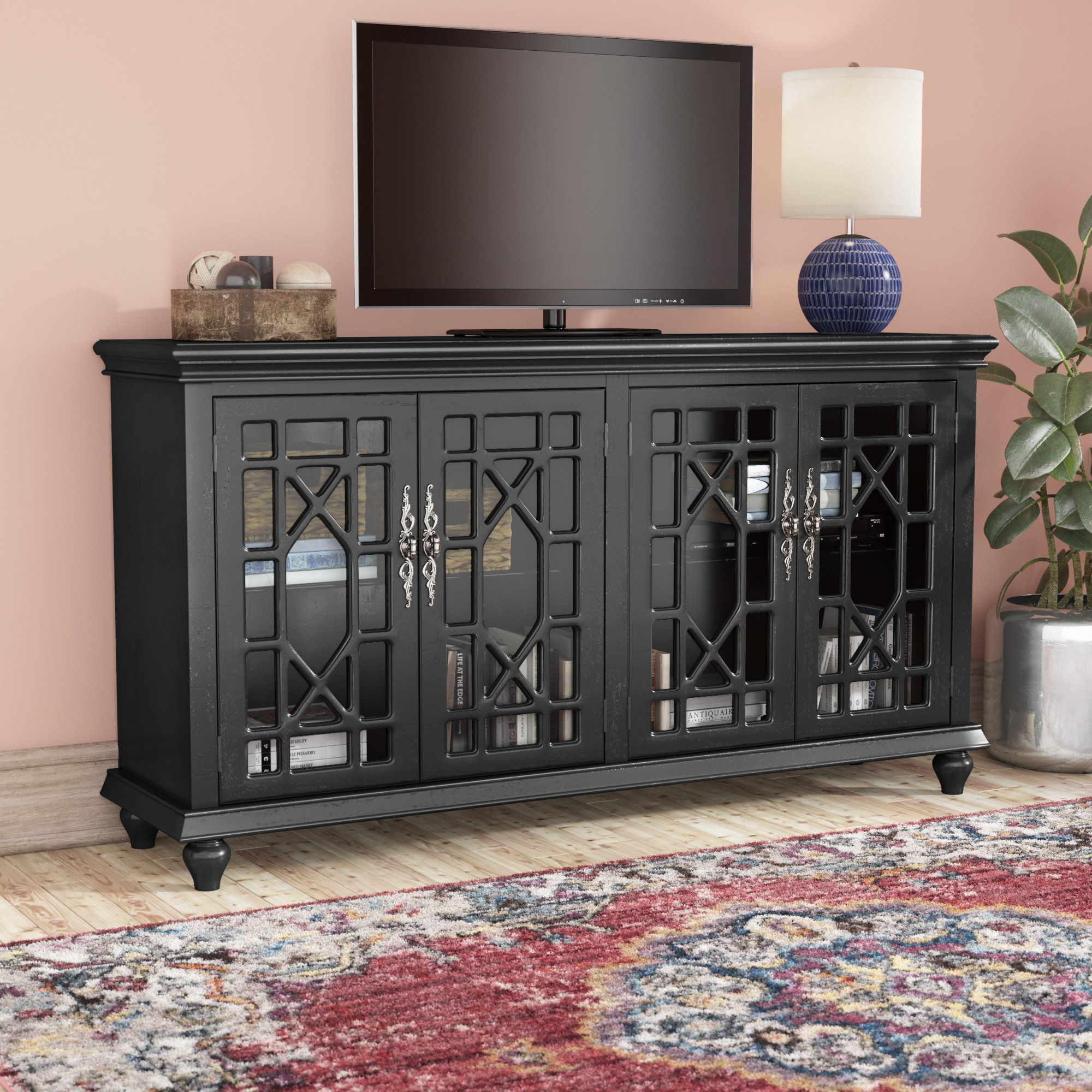 "Inspiration about Tv Stand Sideboard | Wayfair Within Recent Ericka Tv Stands For Tvs Up To 42"" (#20 of 20)"
