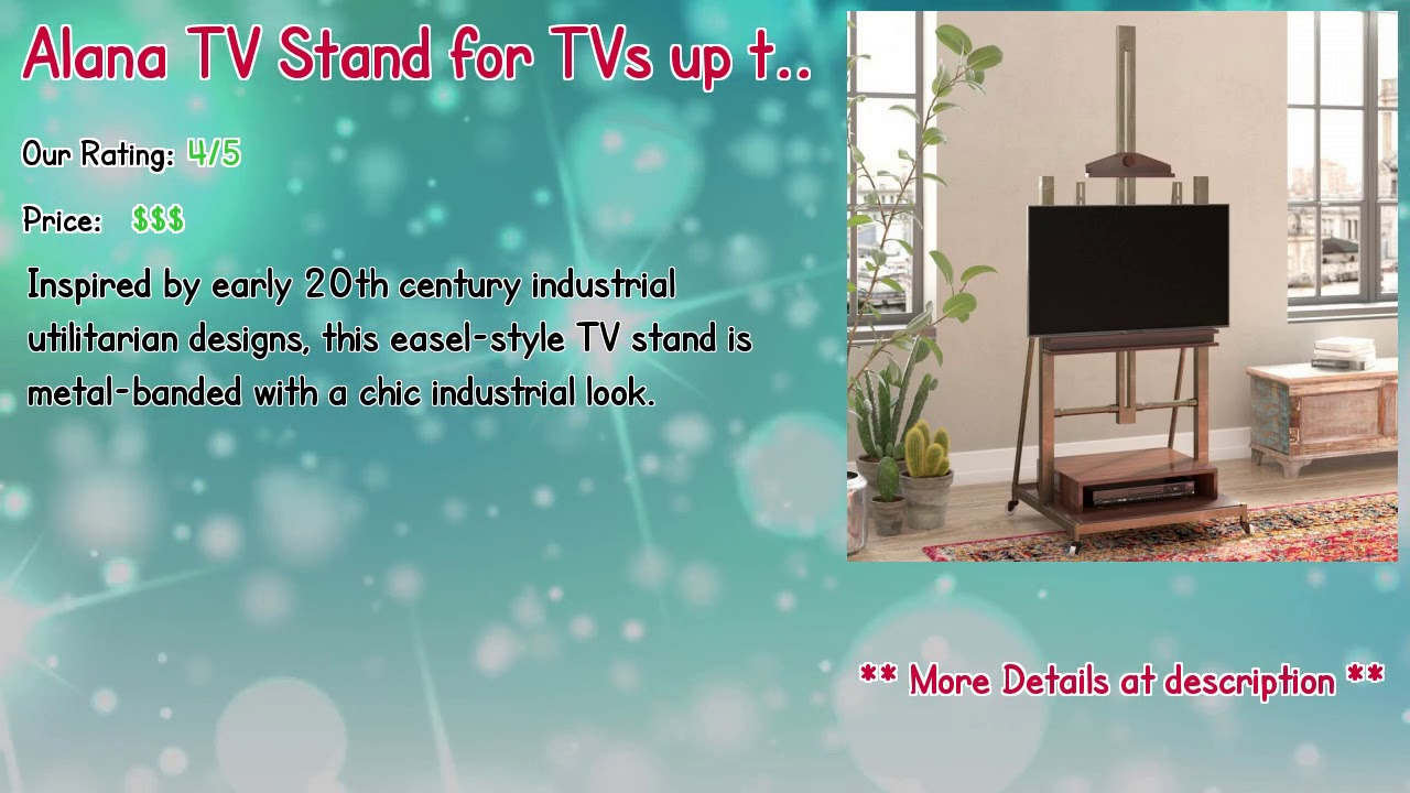 "Inspiration about Tv Stand With Storage Black 2019 Intended For Most Up To Date Colefax Vintage Tv Stands For Tvs Up To 78"" (#16 of 20)"