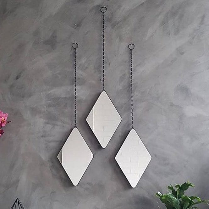 Inspiration about Umbra Dima 3 Piece Mirror Inside 3 Piece Dima Hanging Modern & Contemporary Mirror Sets (#13 of 20)