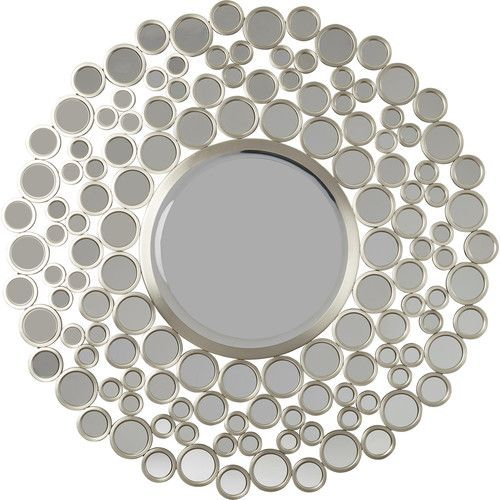Inspiration about Varick Gallery® Kentwood Round Wall Mirror | Stuff To Buy Inside Kentwood Round Wall Mirrors (#6 of 20)