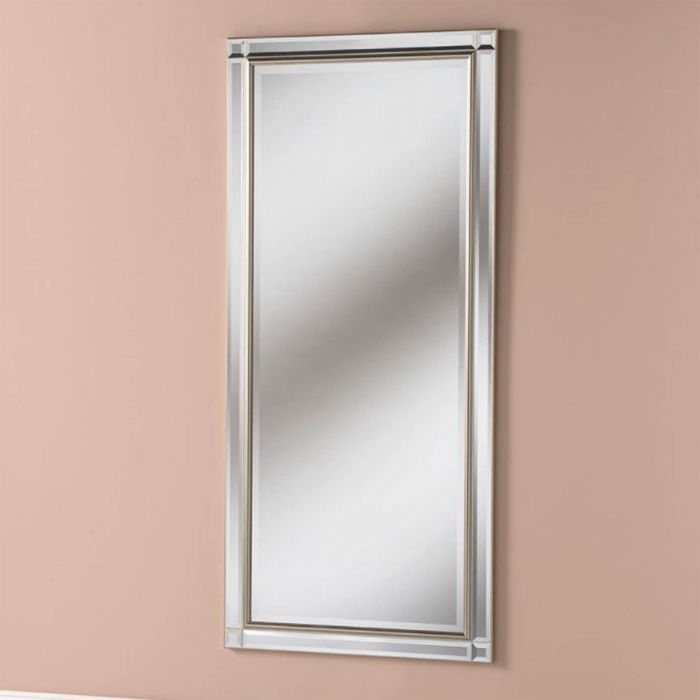 Venetian Wall Mirror – Modern Large Rectangular With Regard To Modern Rectangle Wall Mirrors (#17 of 20)