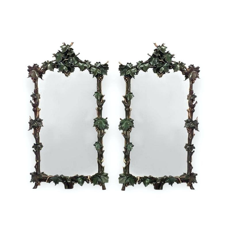 Inspiration about Vertical Wall Mirrors Pair Of Rustic Continental Listings Inside Arch Vertical Wall Mirrors (#20 of 20)