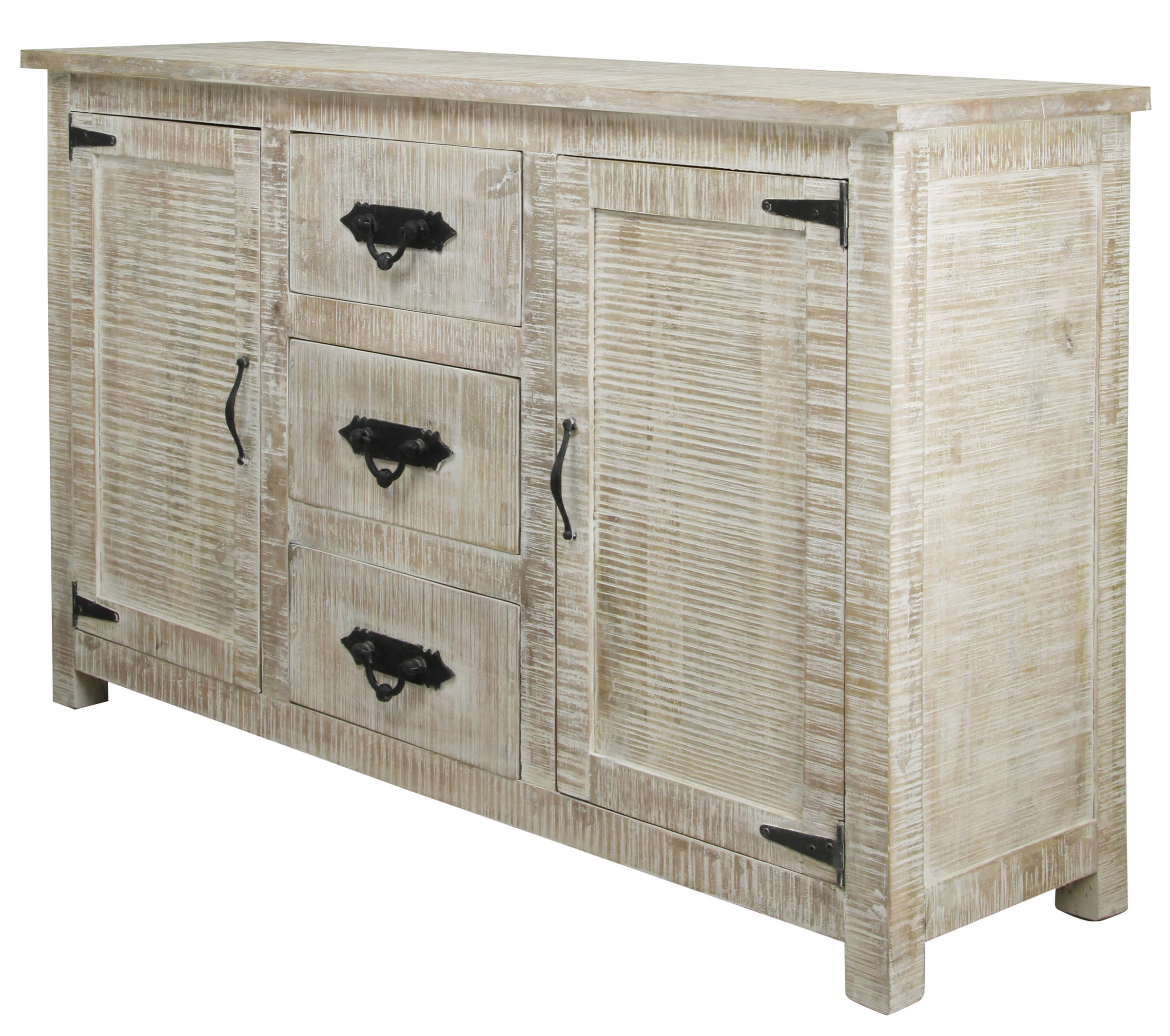 Inspiration about Virgile Sideboard Regarding Most Recent Drummond 4 Drawer Sideboards (#7 of 20)