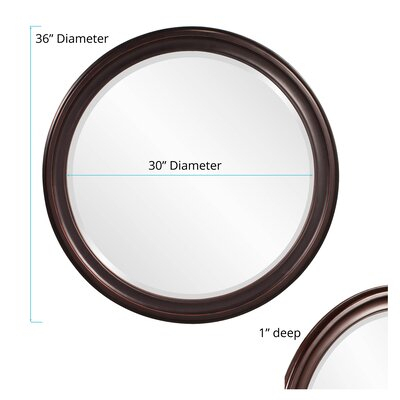 Wade Logan Charters Towers Accent Mirror | Wayfair Pertaining To Charters Towers Accent Mirrors (#19 of 20)