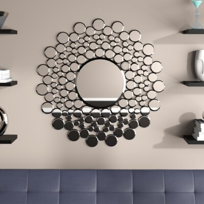 Inspiration about Wade Logan Goulburn Wall Mirror In 2019 | Products | Mirror For Kentwood Round Wall Mirrors (#16 of 20)