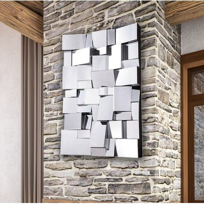 Inspiration about Wade Logan Pennsburg Rectangle Wall Mirror In 2019 Throughout Pennsburg Rectangle Wall Mirrors (#2 of 20)