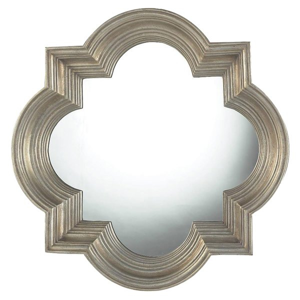 Wall Mirrors | Joss & Main Inside Traditional Metal Wall Mirrors (#20 of 20)