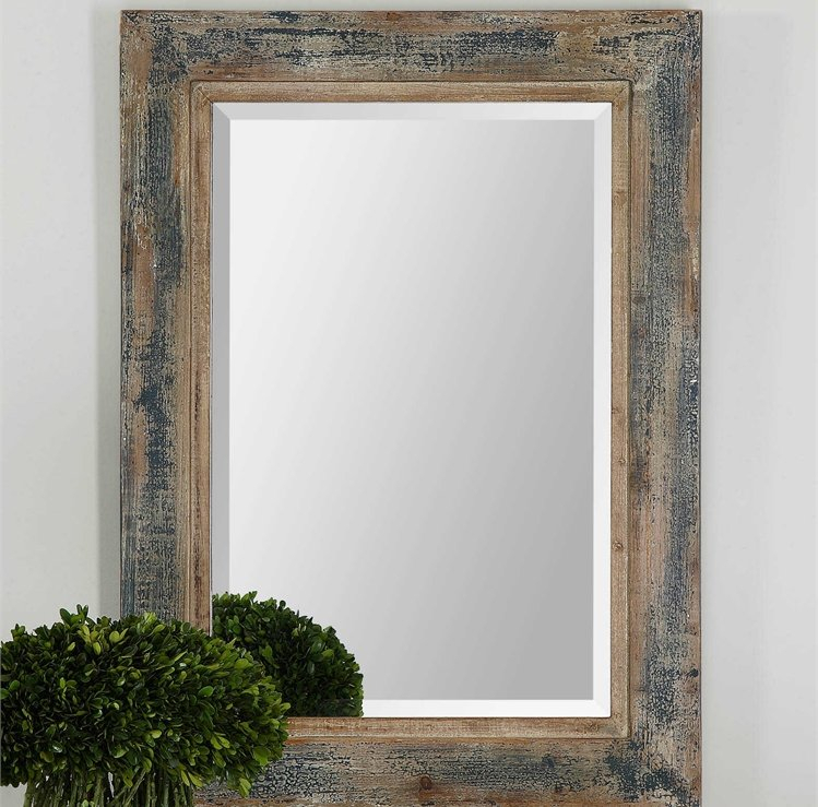 Inspiration about Wall Mirrors | Kitchelsalaskaguideservice Regarding Janie Rectangular Wall Mirrors (#9 of 20)