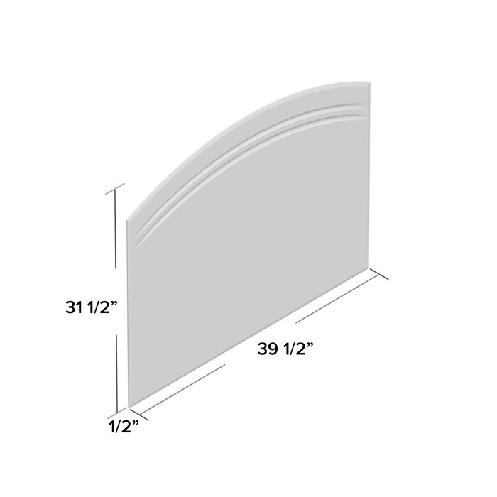 Wallingford Large Frameless Wall Mirror For Wallingford Large Frameless Wall Mirrors (#16 of 20)