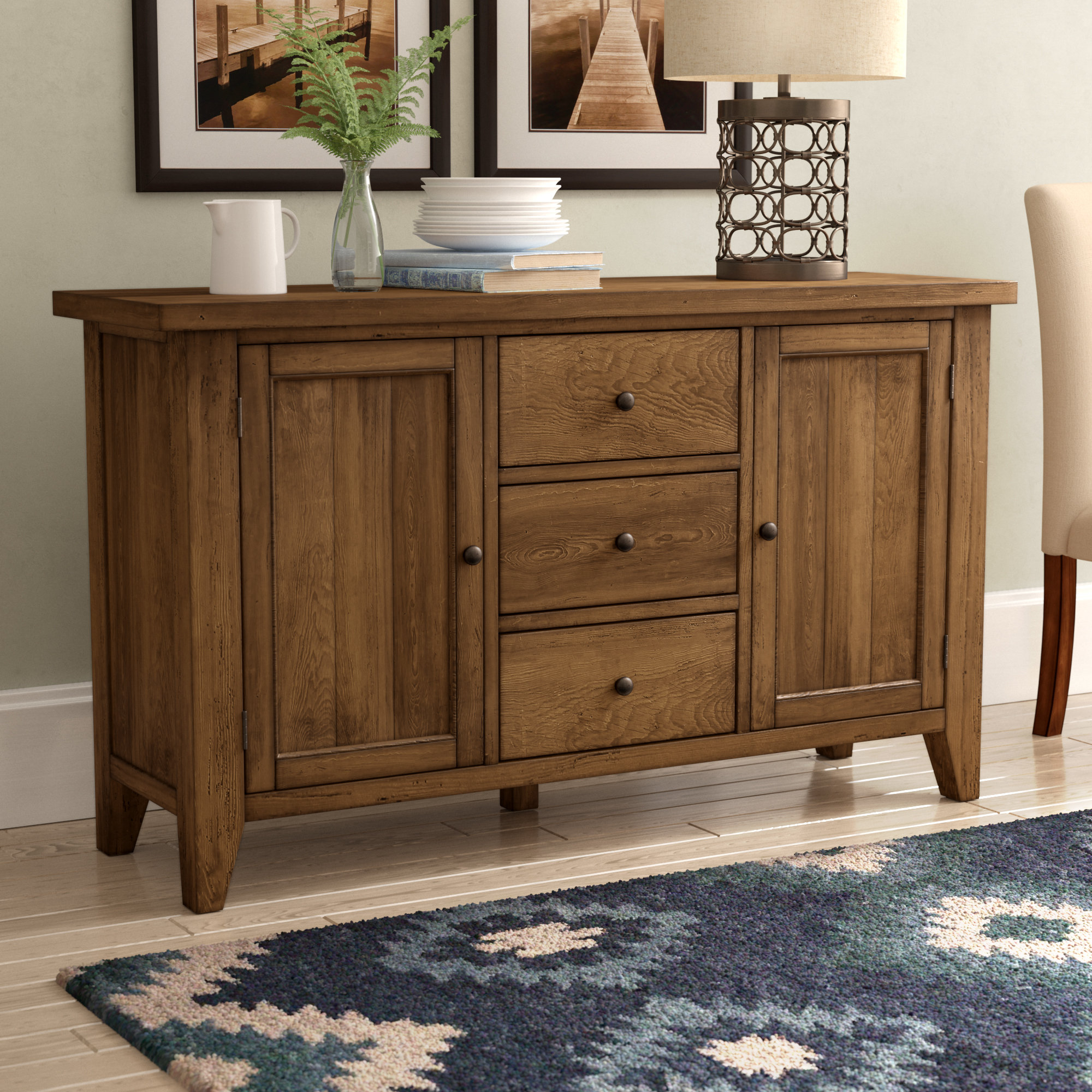 Inspiration about Warkentin Sideboard With Regard To Most Up To Date Sayles Sideboards (#5 of 20)