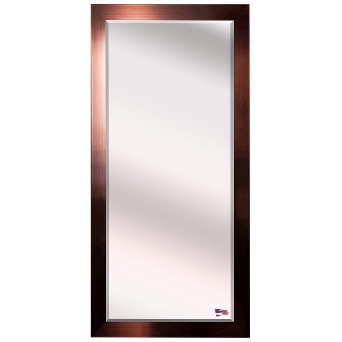 Warnke Full Length Traditional Beveled Accent Mirror Pertaining To Traditional Beveled Accent Mirrors (#17 of 20)