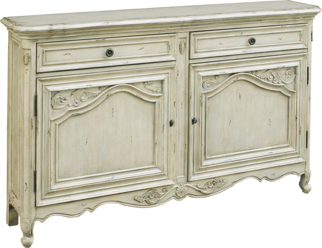 Wayfair Murrill Sideboard, Transitional (classic) Farmhouse Throughout Newest Joyner Sideboards (View 19 of 20)