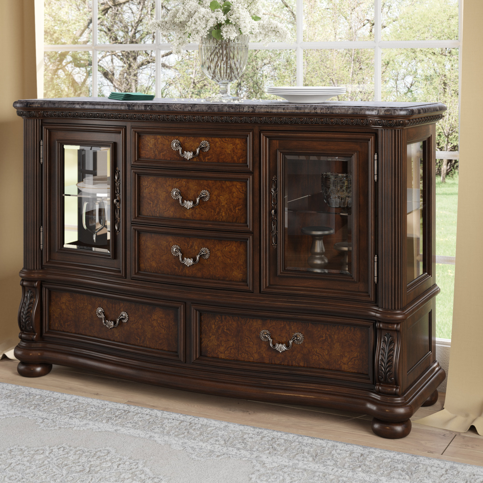 Inspiration about Weinberger Sideboard Within Newest Kronburgh Sideboards (#4 of 20)