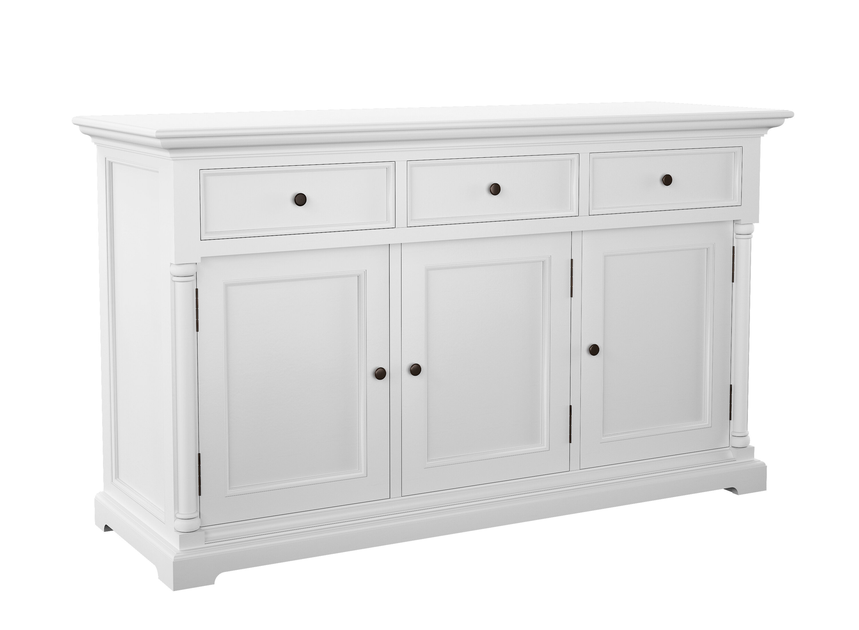 Westmont Classic Buffet Table With Regard To Current Baleine 3 Drawer Sideboards (#20 of 20)