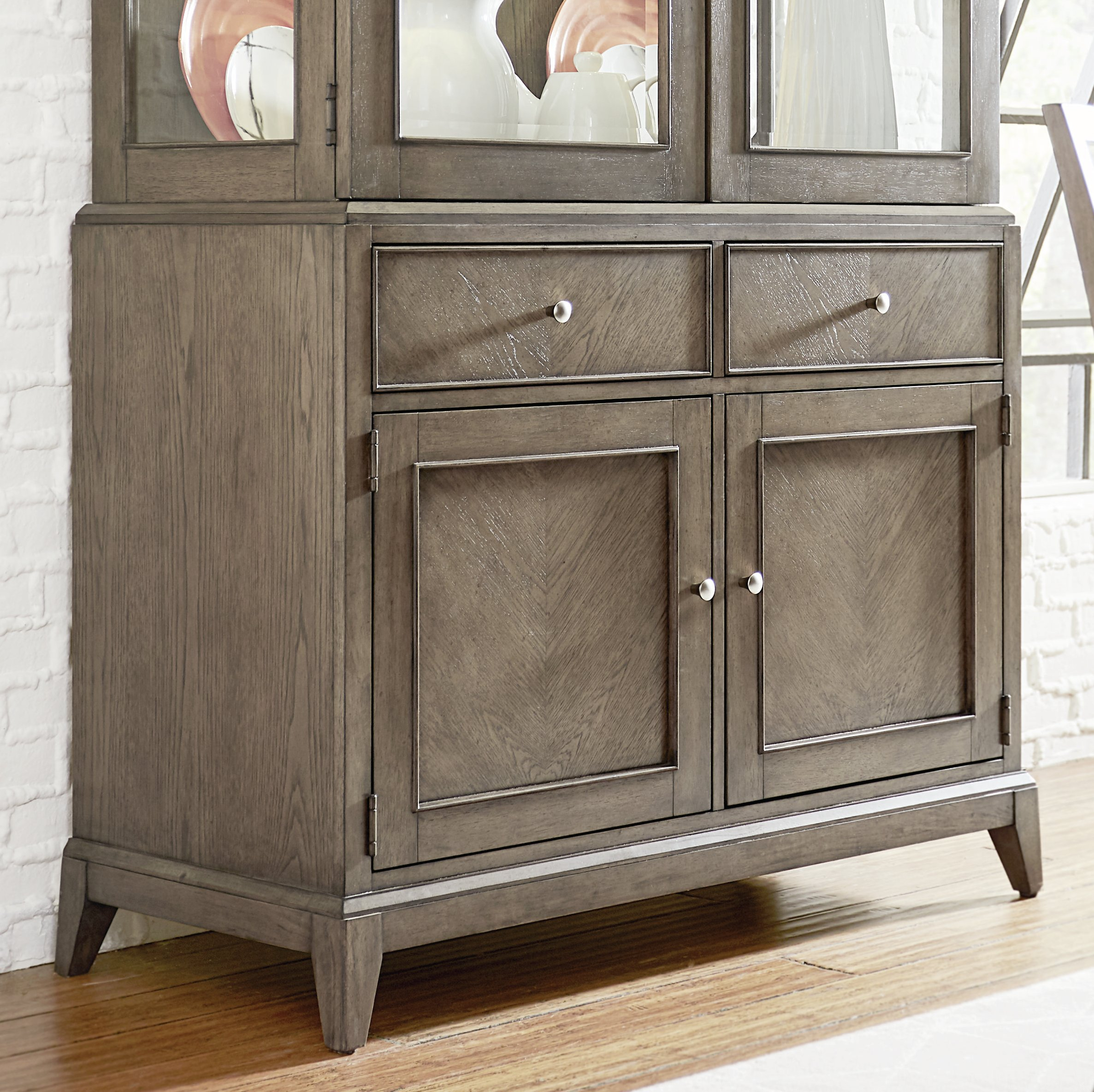 Inspiration about Whicker Dining Sideboard Within Most Up To Date Deville Russelle Sideboards (#12 of 20)