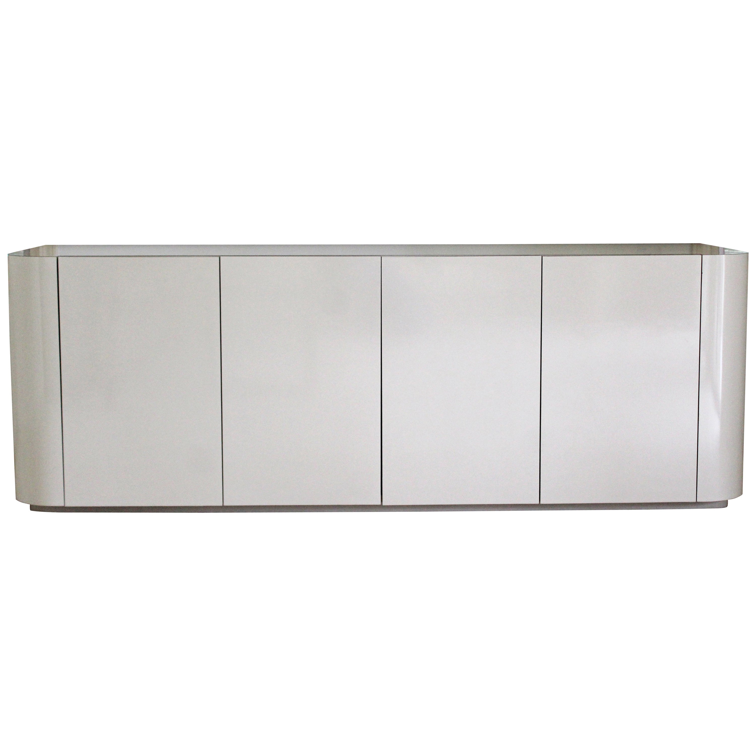 Inspiration about White Credenza Cabinet | Mail Cabinet With 2017 Abhinav Credenzas (#20 of 20)