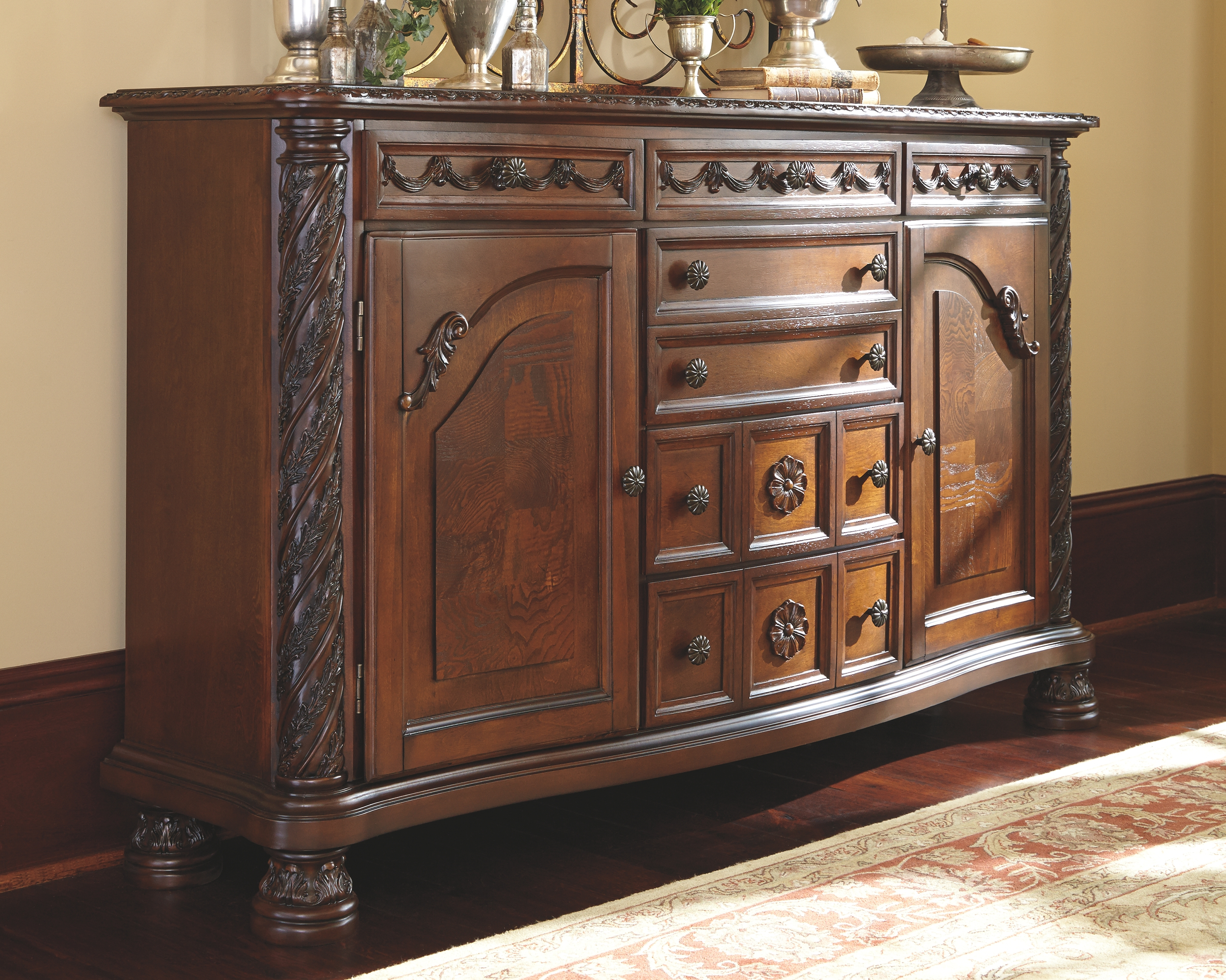 Inspiration about Wildon Home North Shore Dining Room Sideboard – Walmart Within Latest Sideboards By Wildon Home (#18 of 20)