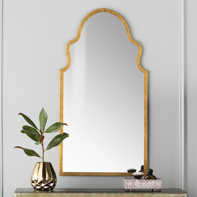 Willa Arlo Interiors Katya Accent Mirror Regarding Egor Accent Mirrors (#20 of 20)