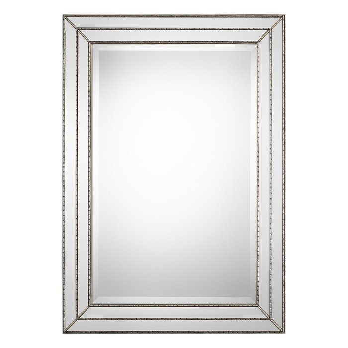 Inspiration about Willacoochee Traditional Beveled Accent Mirror Regarding Traditional Beveled Accent Mirrors (#3 of 20)