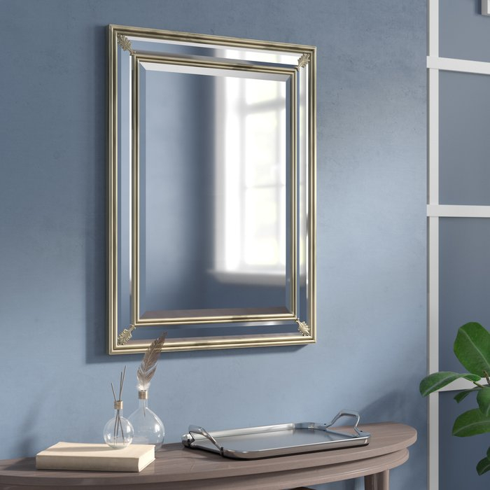 Inspiration about Wilson Accent Mirror Inside Ansgar Accent Mirrors (#19 of 20)