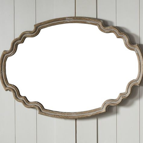 Inspiration about Wood Accent Mirror | Bathroom Ideas | Aging Wood, Wood For Wood Accent Mirrors (#4 of 20)