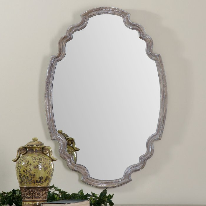 Inspiration about Wood Accent Mirror Throughout Moseley Accent Mirrors (#15 of 20)