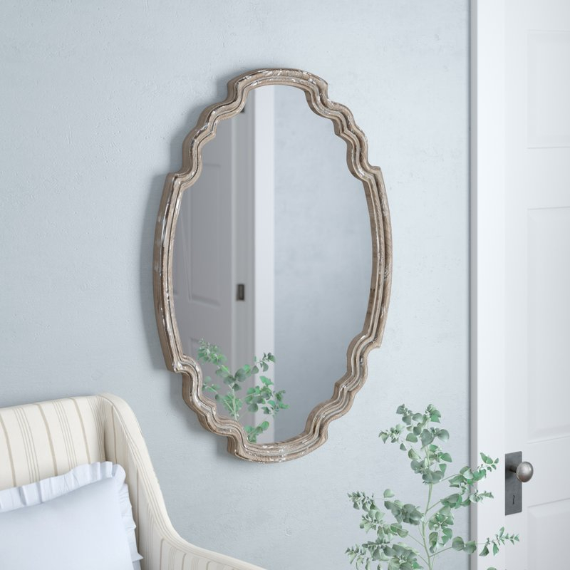 Inspiration about Wood Accent Mirror With Regard To Moseley Accent Mirrors (#11 of 20)