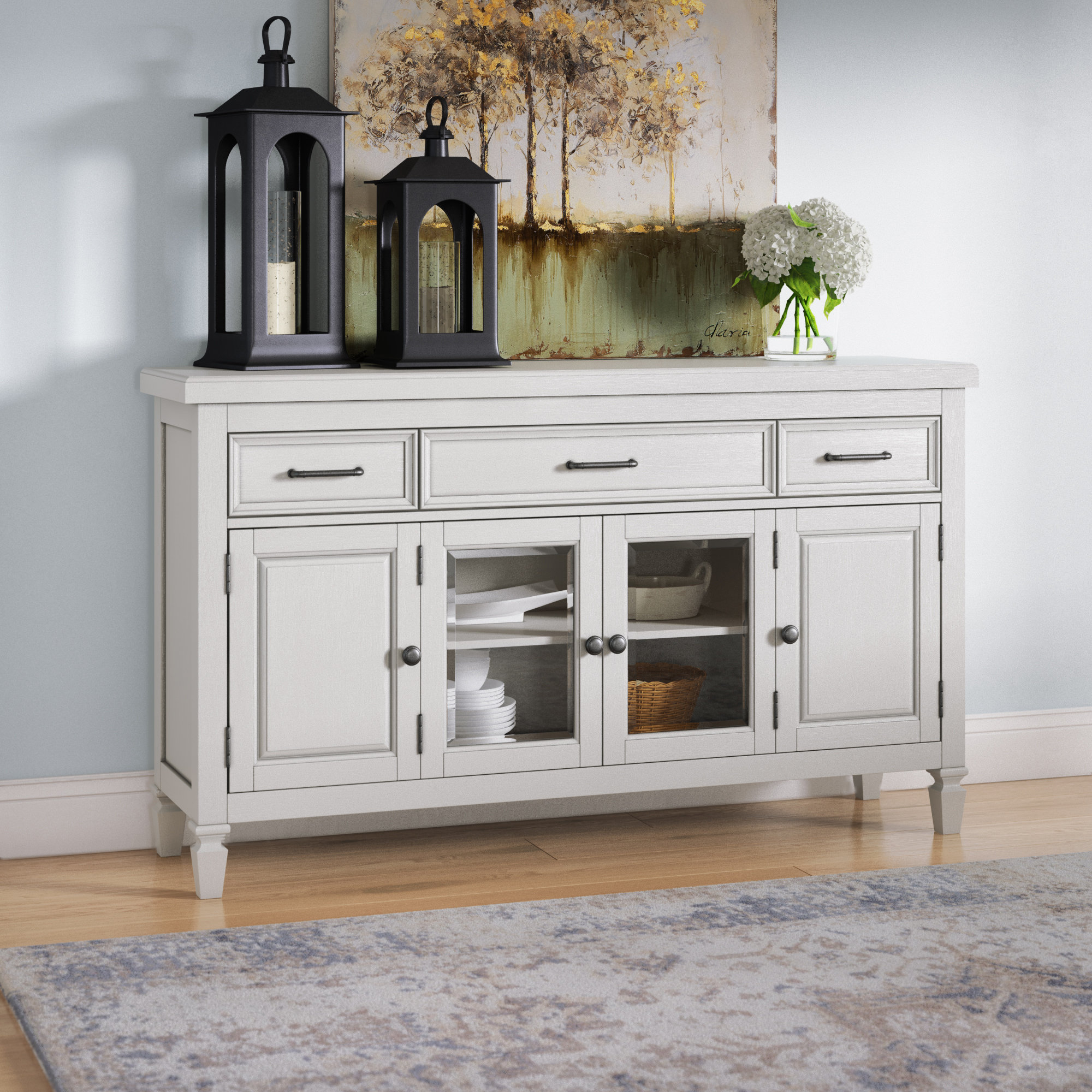 Inspiration about Woodall Sideboard With Most Up To Date Rutledge Sideboards (#20 of 20)