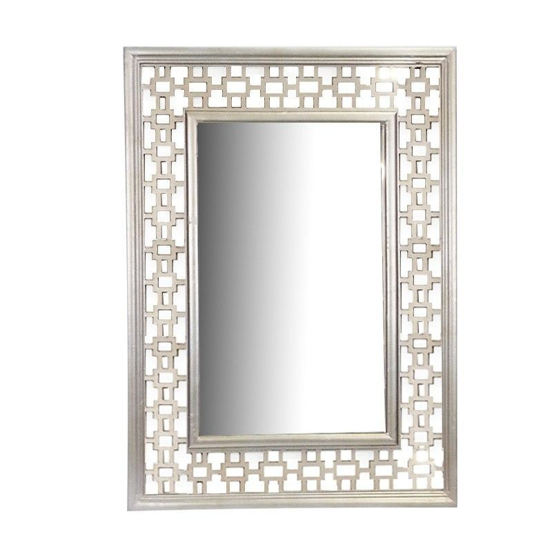 Inspiration about Wooden Wall Mirror | Products | Rustic Wall Mirrors, Mirror Intended For Stamey Wall Mirrors (#14 of 20)