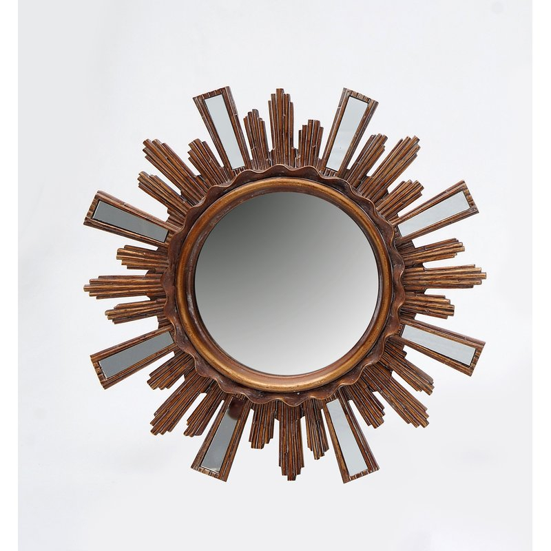 Inspiration about World Menagerie Abdul Accent Mirror Wlme1913 [Wlme1913] – £82.95 With Regard To Abdul Accent Mirrors (#13 of 20)