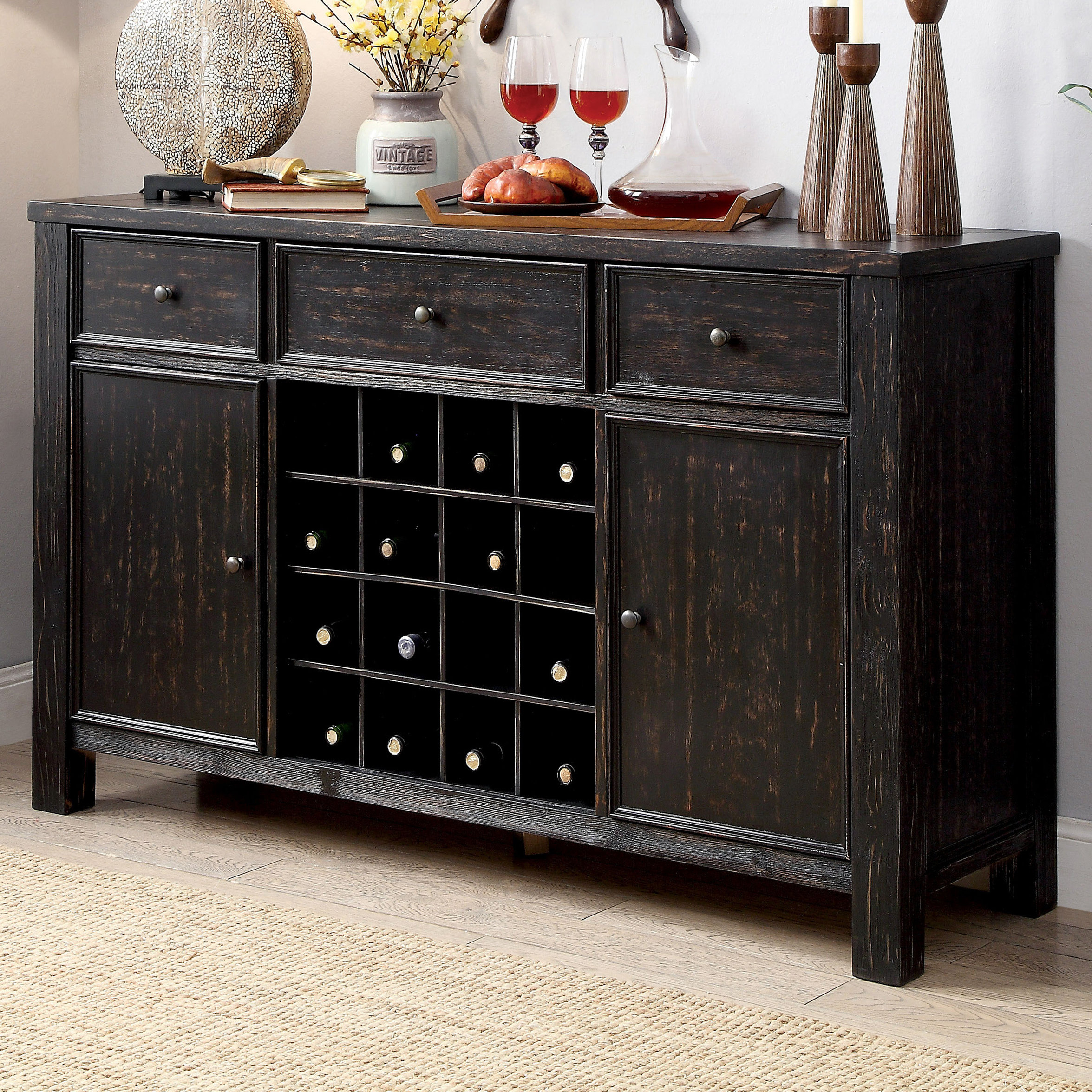 Yarmouth Sideboard With Regard To Most Current Perez Sideboards (#20 of 20)