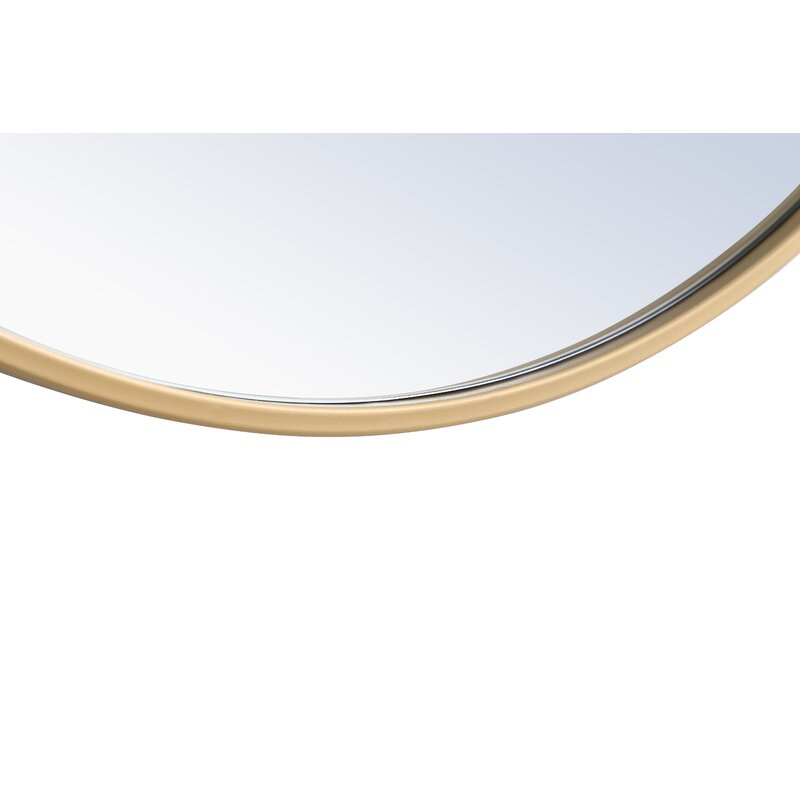 Yedinak Modern Distressed Accent Mirror In Yedinak Modern Distressed Accent Mirrors (#4 of 20)