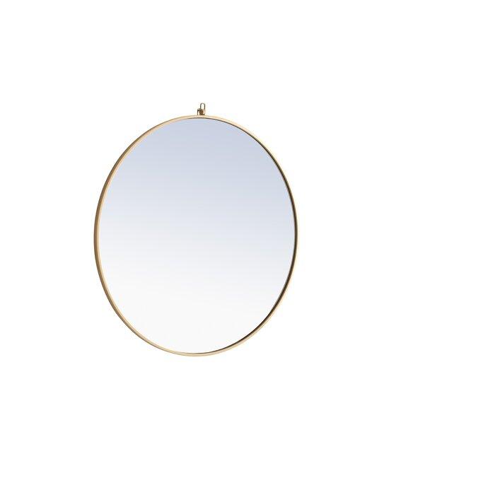 Yedinak Modern Distressed Accent Mirror Inside Yedinak Modern Distressed Accent Mirrors (#6 of 20)