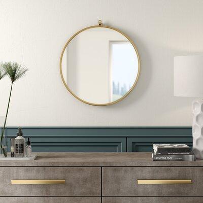 Yedinak Modern Distressed Accent Mirror Within Yedinak Modern Distressed Accent Mirrors (#15 of 20)