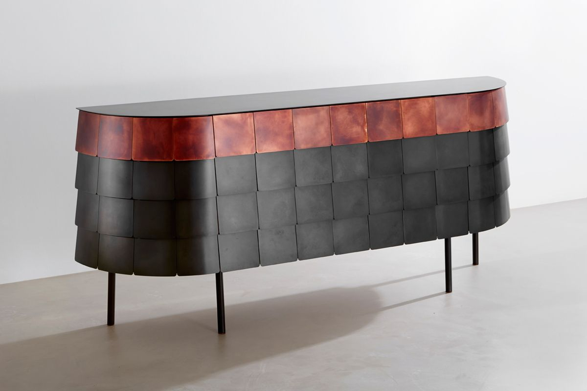 Yoroi Sideboardalessandro Masturzo For De Castelli For Current Castelli Sideboards (#20 of 20)