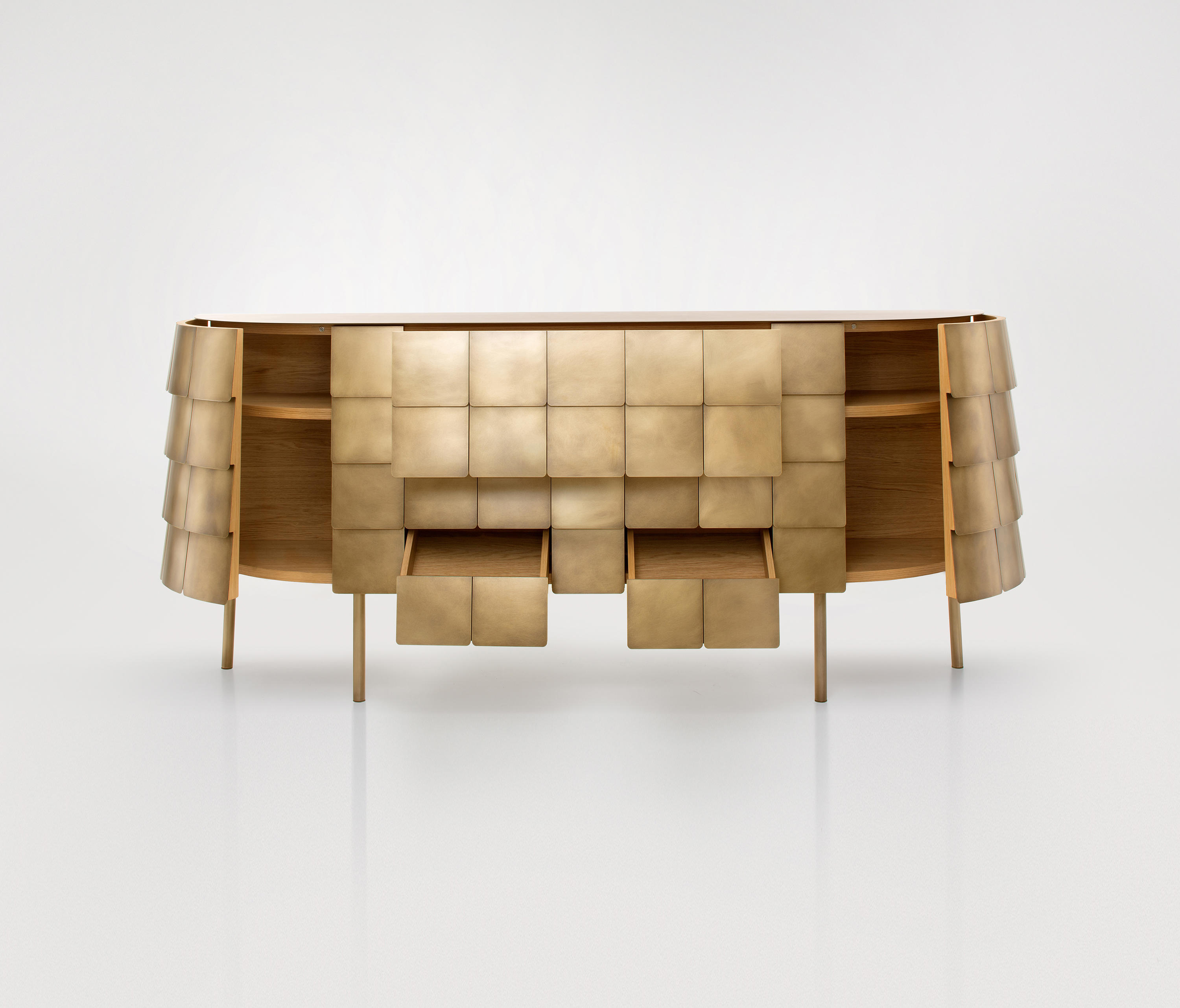 Yoroi – Sideboards / Kommoden Von De Castelli | Architonic Intended For 2018 Castelli Sideboards (#19 of 20)