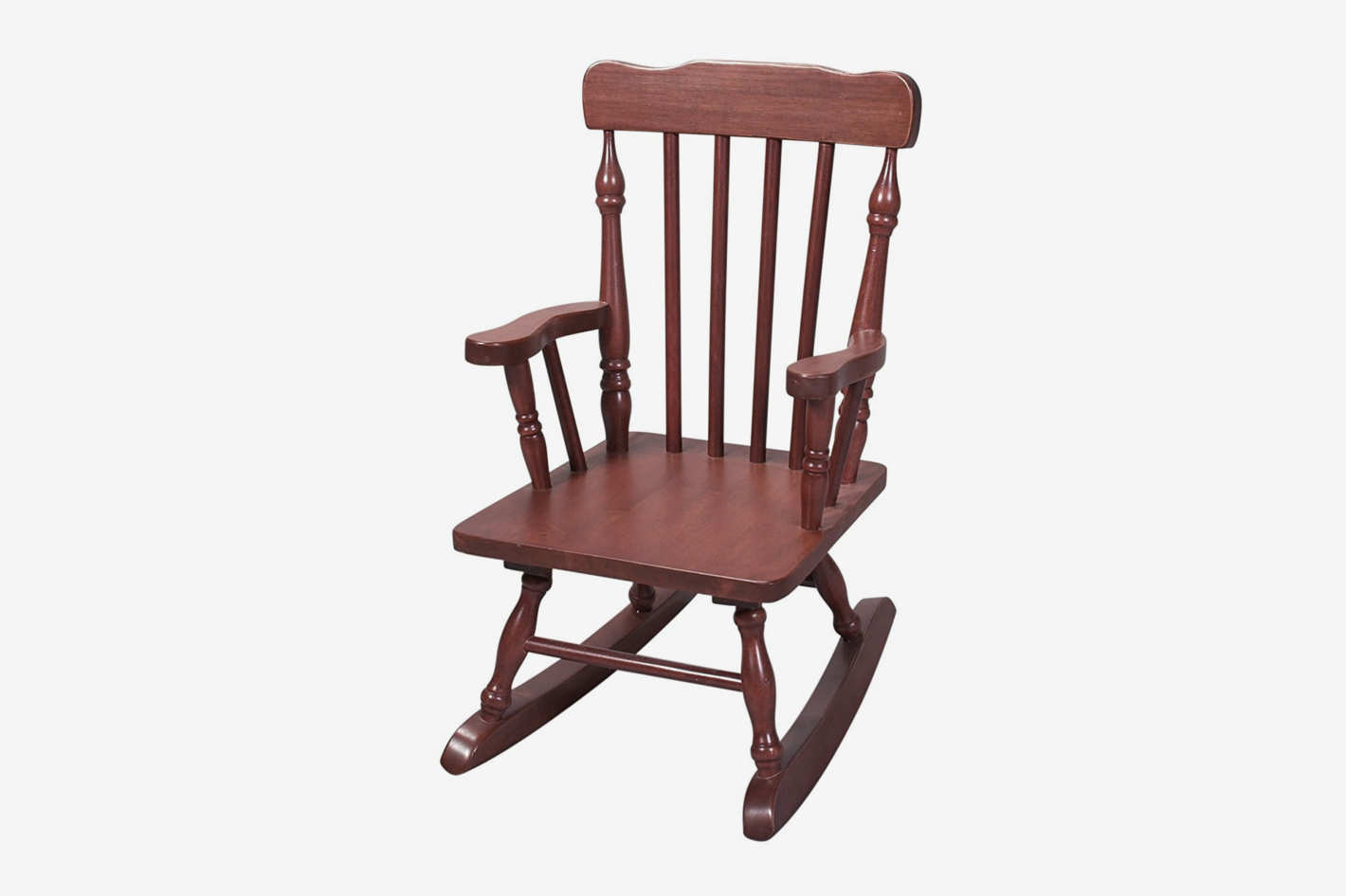 10 Best Rocking Chairs 2019 | The Strategist | New York Magazine In Brown Wood Youth Rocking Chairs (#1 of 20)
