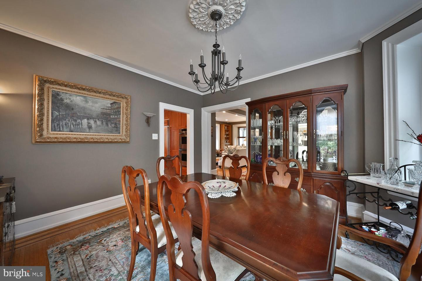 Inspiration about 505 E Willow Grove Ave Glenside Pa – Kelly Group Realtors Throughout Newcombe Warm Brown Windsor Rocking Chairs (#12 of 20)