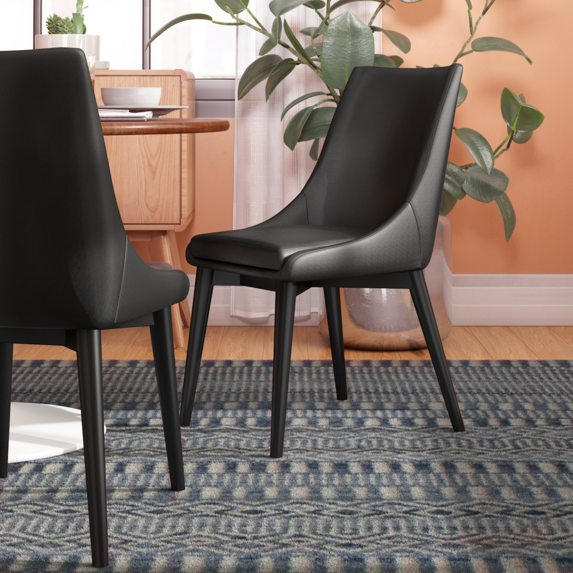 Adult Princess Chair | Wayfair Intended For Carbon Loft Ariel Rocking Chairs In Espresso Pu And Walnut (View 17 of 20)